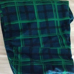 OS lularoe leggings never worn